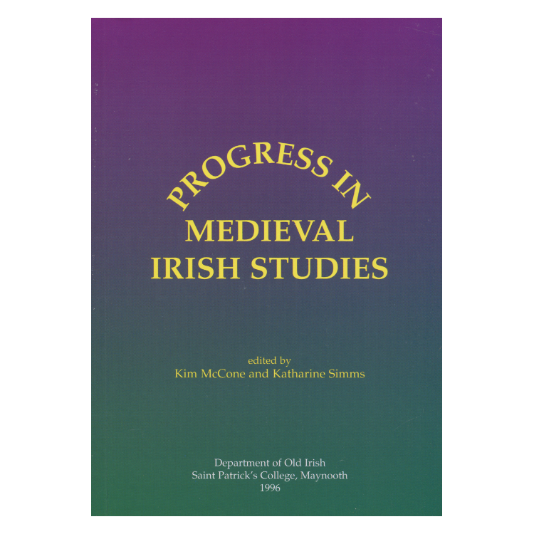 McCone & Simms: Progress in Medieval Irish Studies