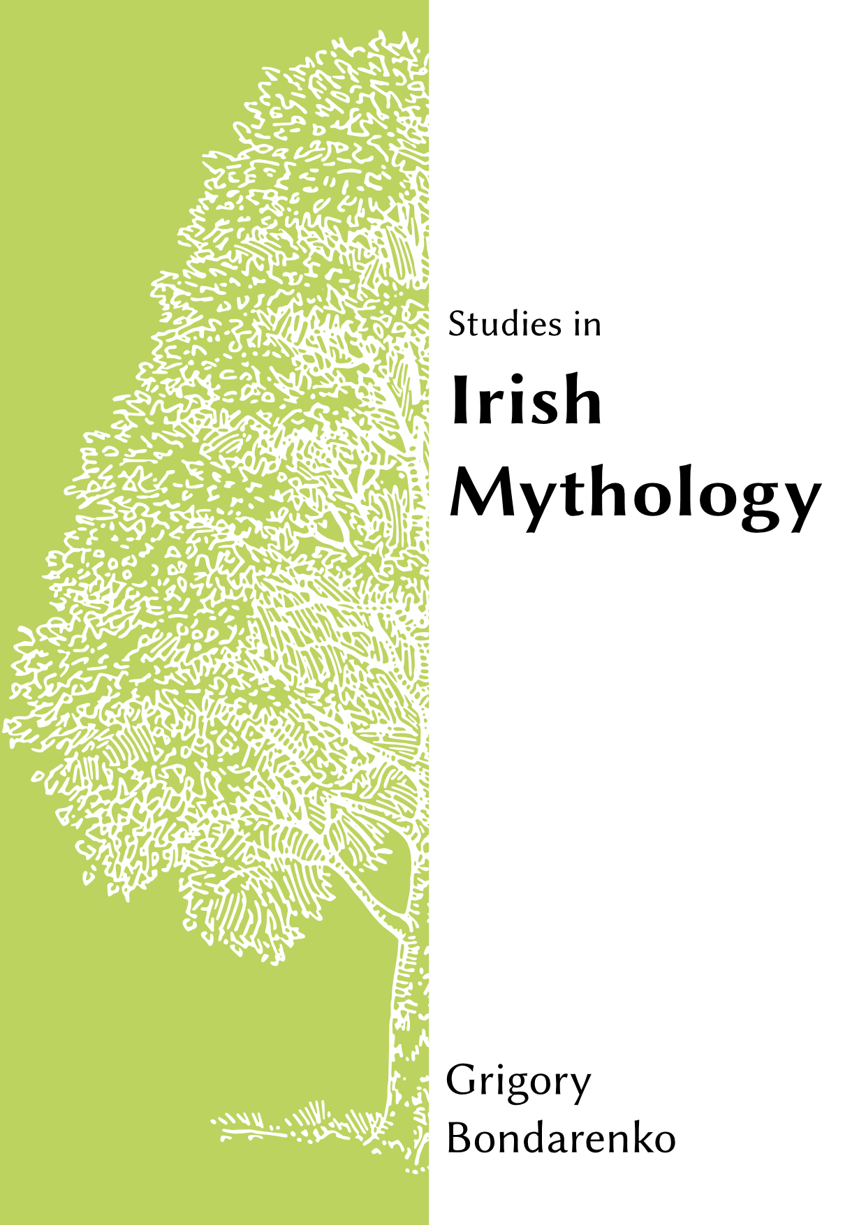 Grigory Bondarenko: Studies in Irish Mythology