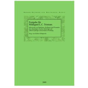Festschrift Tristram