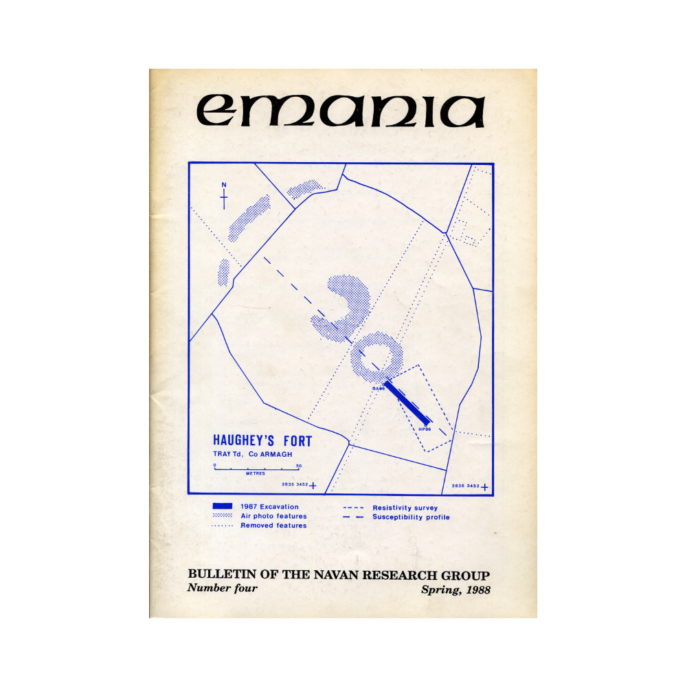Emania – Bulletin of the Navan Research Group 4 (1988)