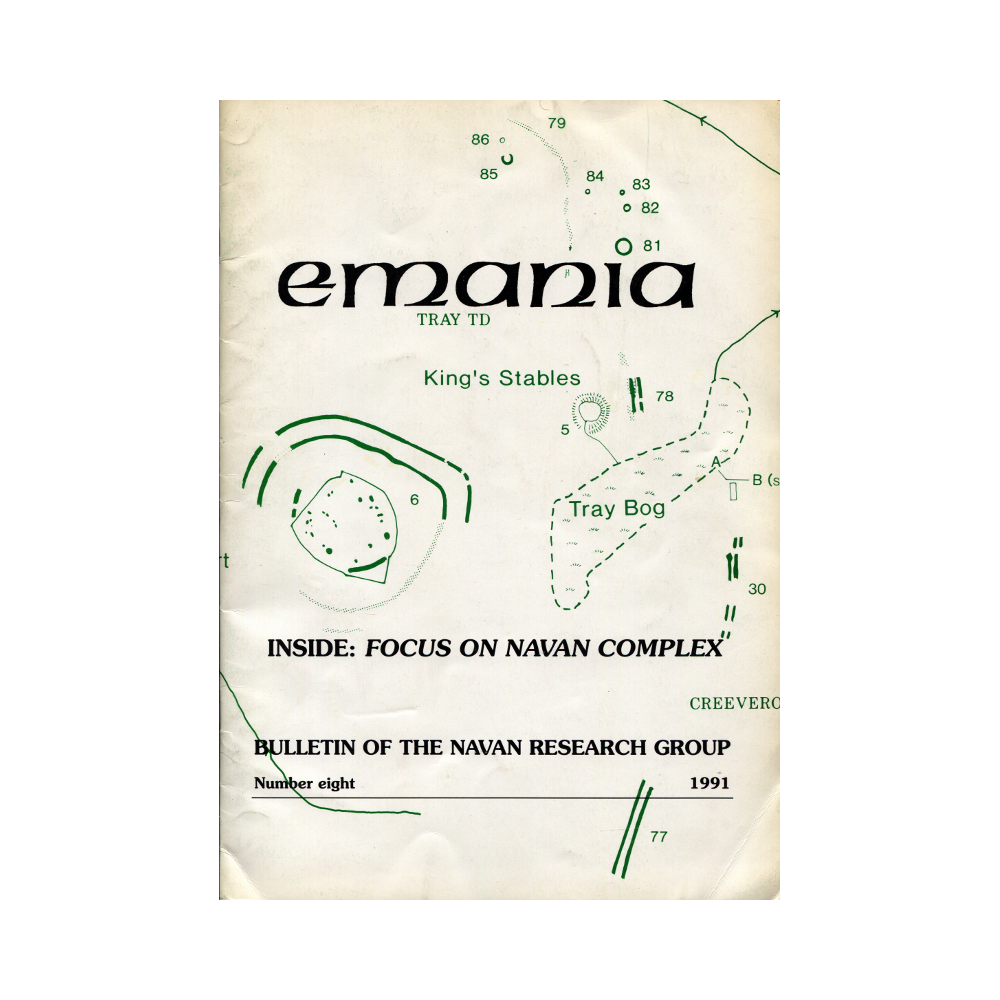 Emania – Bulletin of the Navan Research Group 8 (1991)