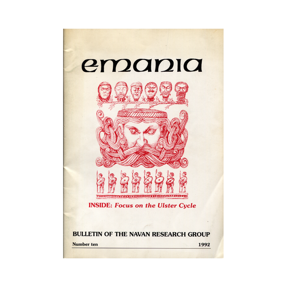 Emania – Bulletin of the Navan Research Group 10 (1992)