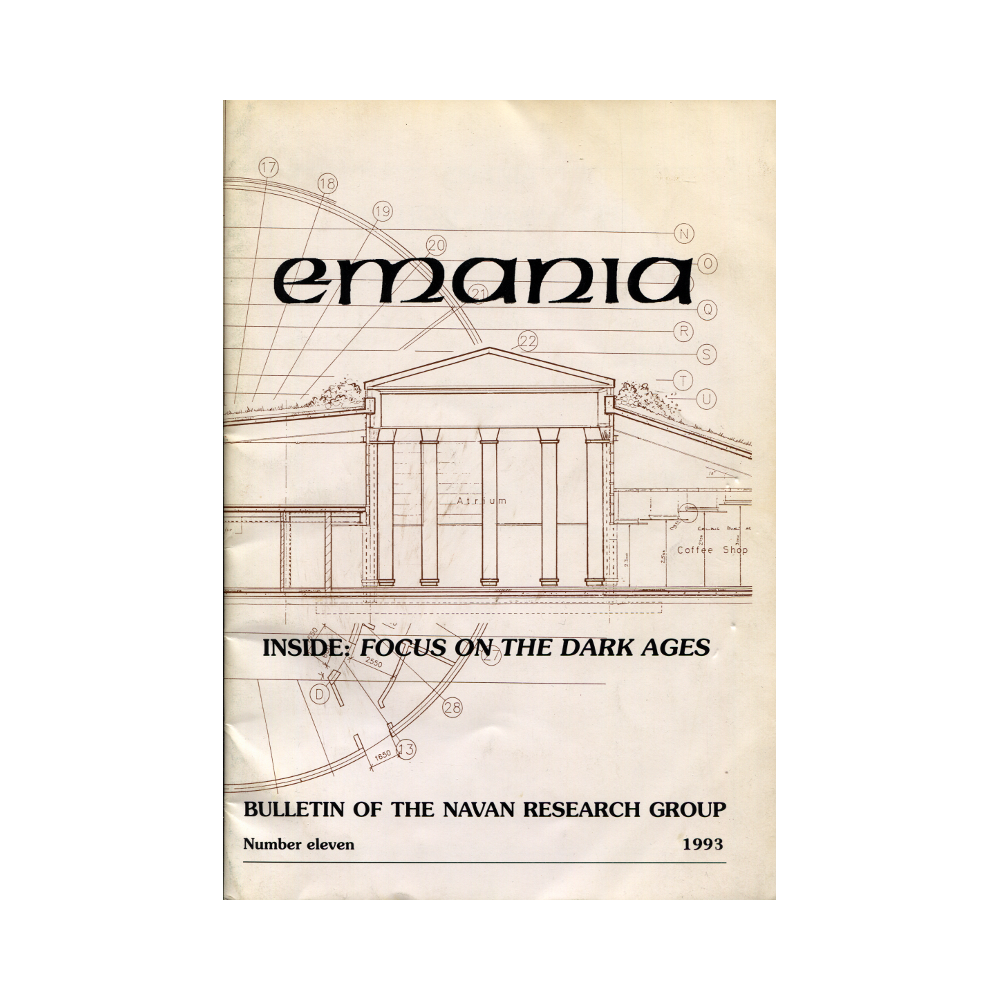 Emania – Bulletin of the Navan Research Group 11 (1993)