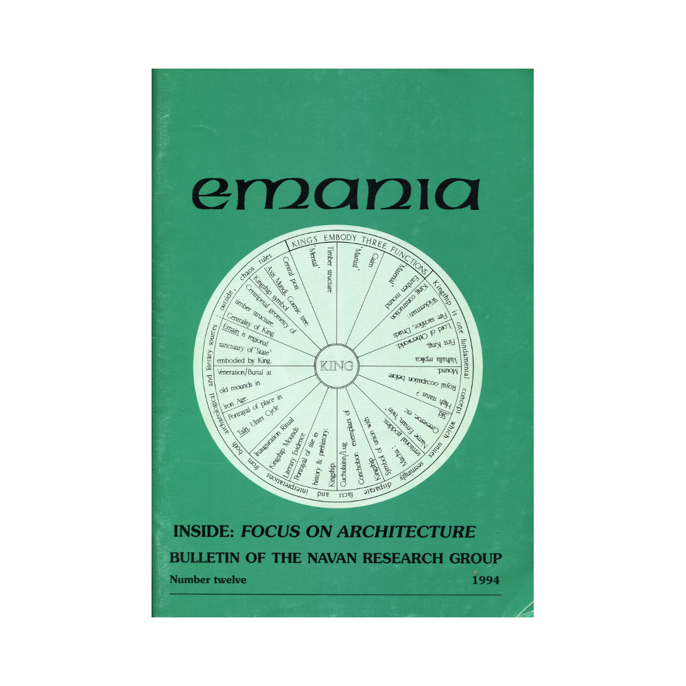 Emania – Bulletin of the Navan Research Group 12 (1994)