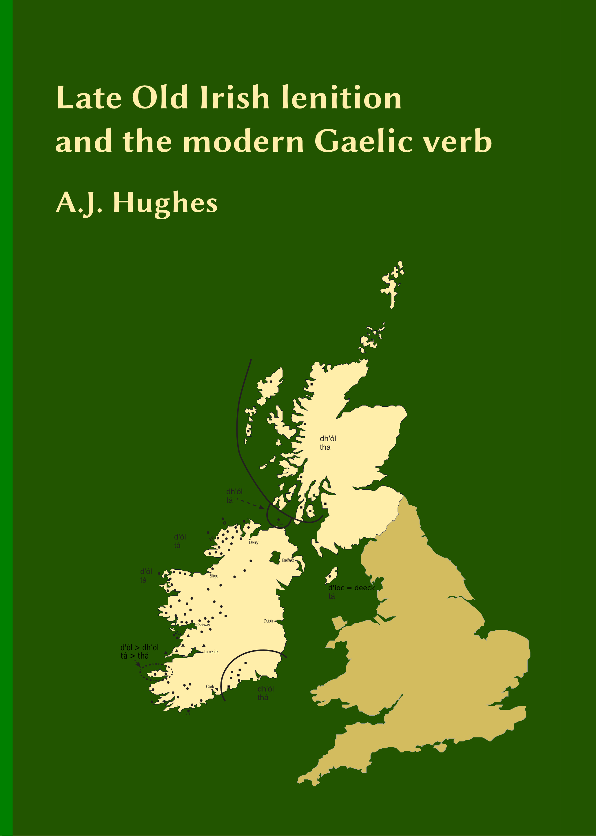 Art Hughes: Late Old Irish lenition and the modern Gaelic verb